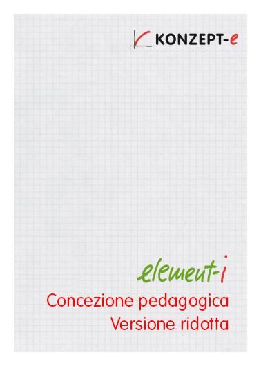 element-i Konzept italienisch Thumbnail