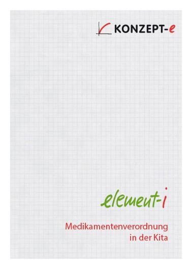 element-i Medikamentenverordnung