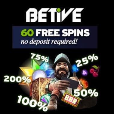 Betive Casino free bonus
