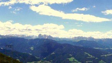 panorama z vrcholu
