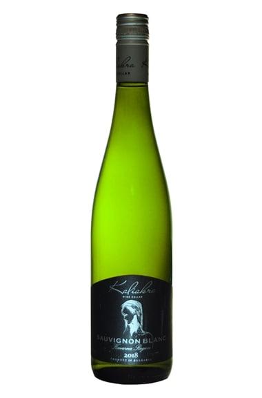 Бяло сухо вино Совиньон блан - бутилка 750 мл
