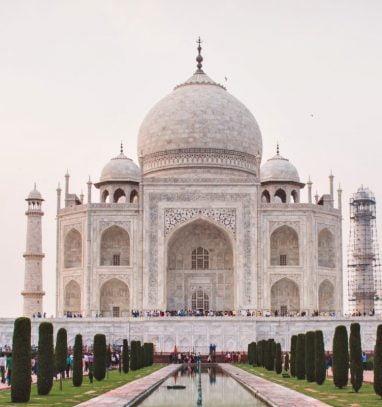 Taj Mahal and Goa Tour