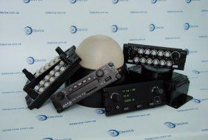 Макет радиолокационной системы на 3D принтере