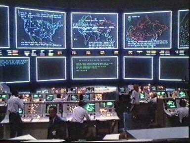 Image of NORAD war room