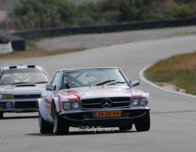Mercedes Benz - Subaru Impreza - Circuit Park Zandvoort - 2020
