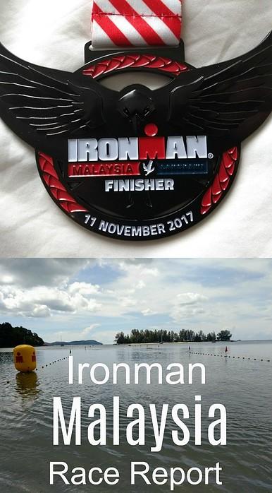 Ironman Malaysia Race Report 2018