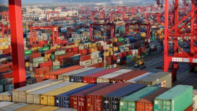 Contenedores - Comercio internacional