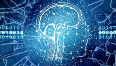 IA - Azul cerebro