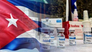 Cuba - Vacunas
