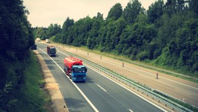 clean fleet for logistics business
