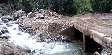 Photo of Vía alterna a Sácama habilitada tras avalancha