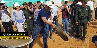 Photo of Se inicia construcción de la nueva sede de la SIJÍN en Yopal