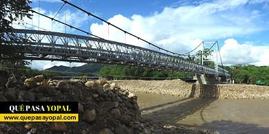 Photo of Covioriente realizará mantenimiento nocturno a los puentes provisionales de El Charte