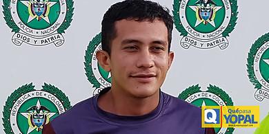 """Photo of Capturado alias """"LEVACO"""" por el delito hurto calificado y agravado"""
