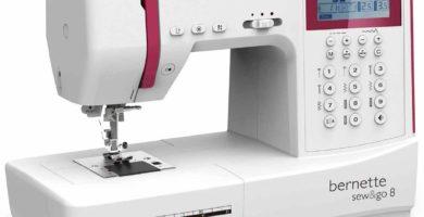 Máquina de coser bernina