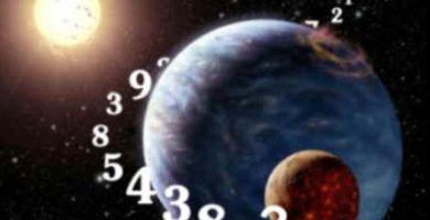 numerología astrología