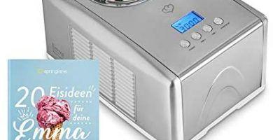 Máquina para hacer helados caseros