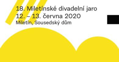 Program - Miletínské divadelní jaro 2020