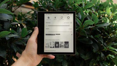 Photo of Kindle Oasis 2019 (الجيل العاشر) من امازون