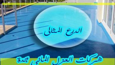 Photo of شركات العزل المائى بجدة  920001963