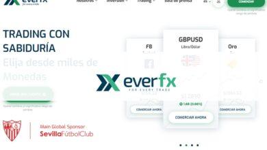 Photo of Revisión EverFX – ¿Es una Estafa o es seguro? Opiniones