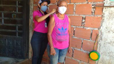 Photo of En la jornada se les recordó a los Yopaleños el uso adecuado del tapabocas