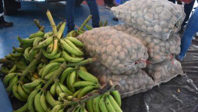 Photo of Donatón de mercado por conductores de servicio público de Yopal