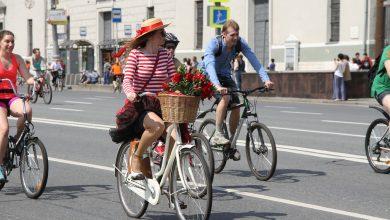 Photo of Большой Московский велопарад Большой Московский велопарад Большой Московский велопарад 1 30 390x220