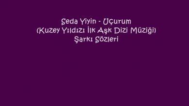 Photo of Seda Yiyin – Uçurum (Kuzey Yıldızı İlk Aşk Dizi Müziği) Şarkı Sözleri