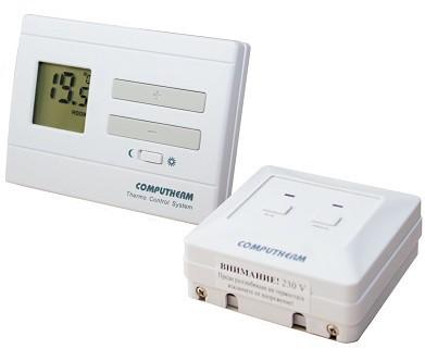 Безжичен стаен термостат Computherm Q3RF