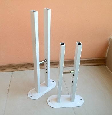 Стойки за панелни радиатори 300 mm