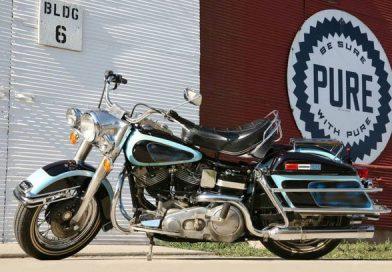 Harley-Davidson de Elvis Presley é leiloada bem abaixo das expectativas