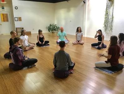yoga teacher training programs eugene
