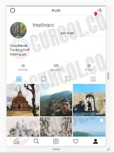 Cara Upload Foto / Video Ke Instagram Via PC (Windows)