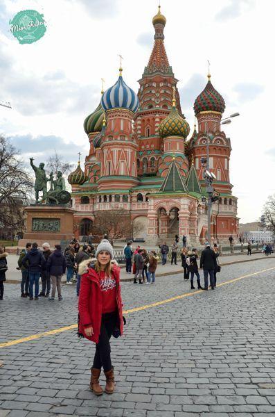 lugares que ver en moscú Kremlin