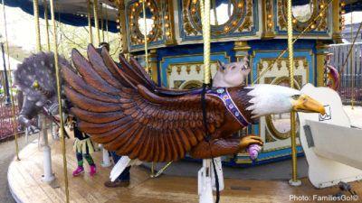The schenley park carousel