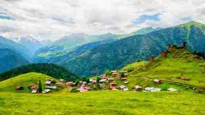 Transcaucasian Trail: Tusheti Explorer