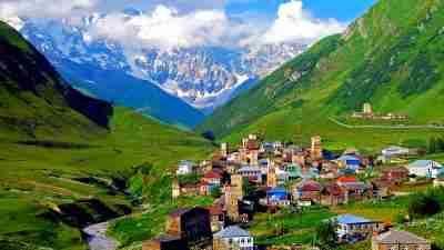 Mestia and the Trails of Svaneti, walking holiday in Svaneti, Svaneti Self Guided, Svaneti hiking holiday
