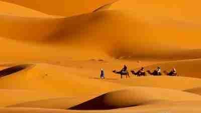 Mount Toubkal and Sahara Desert Trek