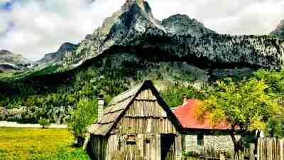 complete albania trek