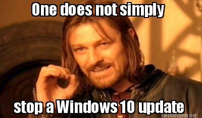 Windows 10 de Maio