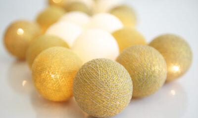 Gold00 400x240 - IRISLIGHTS valguskett Gold, 20 palli