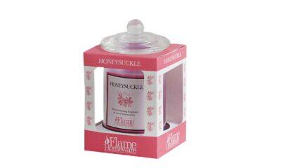 45381 400x240 - Lõhnaküünal Flame -Honeysuckle