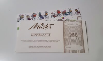 kinkekaart 25 400x240 - Kinkekaart