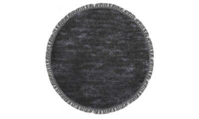 Luna midnight round1 400x240 - FARGOTEX Luna vaip midnight, ümar - 2 suurust