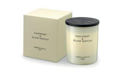 5533 1 400x240 - Lõhnaküünal Cereria Molla-Rasberry & Black Vanilla