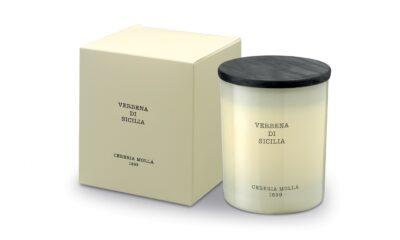 5542 1 400x240 - Lõhnaküünal Cereria Molla- Verbena di Sicilia