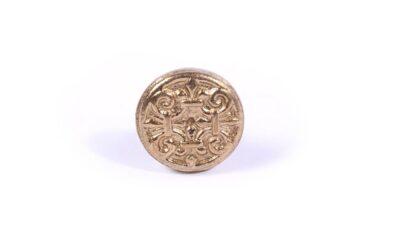 kn940 p 400x240 - Kapinupp metalne, ornamendiga