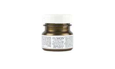 fusion mineral paint metallic bronze 37ml Copy 400x240 - Fusion metallikvärv Bronze, 37ml