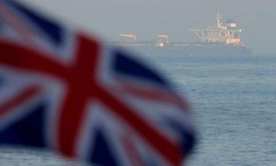 Gran Bretaña liberó el petrolero iraní detenido en Gibraltar